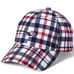 Vinyard Vines x Target: Plaid Kids Hat